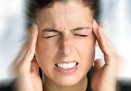 dolores de cabeza y la alimentacion